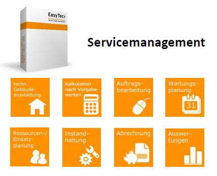 Easytec Servicemanagement Gebäudetechnik